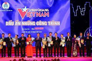 Chương trình 'Vinh quang Việt Nam' sẽ vinh danh 19 cá nhân, tập thể