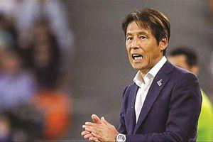 HLV Nishino 'lật kèo' với đội tuyển Thái Lan?
