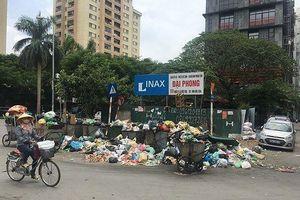 Đối thoại bất thành, Hà Nội còn 7 ngày trước khi ngập trong 'biển rác'
