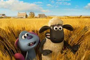 Đàn cừu tinh nghịch huyền thoại trở lại trong Shaun the Sheep Movie