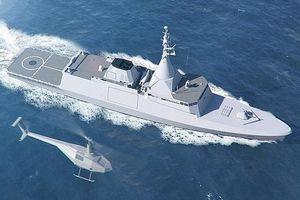 Pháp đóng 4 tàu hộ tống Gowind cho Romania