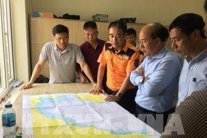 Đề nghị các cơ quan chức năng Trung Quốc tiếp tục tìm kiếm thuyền viên tàu cá NA 95899 mất tích