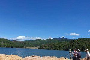 Đà Nẵng: Tạm dừng thi công dự án bị tố lấn sông Cu Đê