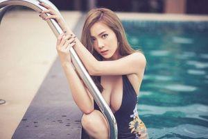 Vòng 1 'khủng' của người mẫu Thái Lan, máy bay không cần xăng dầu vẫn bay cả nghìn km