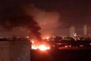 Sân bay quốc tế của Libya bị máy bay quân sự tấn công