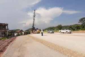 Đường cao tốc Bắc Giang - Lạng Sơn có nguy cơ chậm tiến độ
