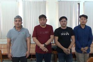 TP.HCM: Triệt phá sới bạc 'khủng' bắt giữ nhiều đối tượng