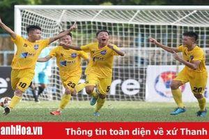 Giải vô địch bóng đá U17 quốc gia 2019: Thắng thuyết phục, U17 Thanh Hóa rộng cửa vào bán kết