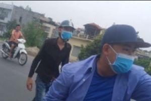 Làm rõ việc nhóm phóng viên báo Tuổi trẻ Thủ đô bị hành hung