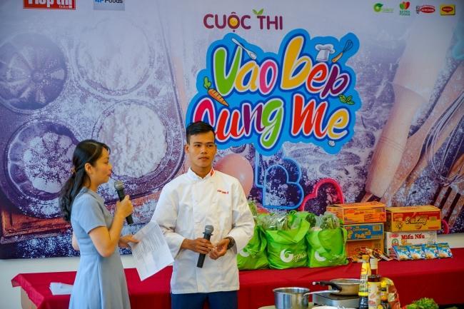 Đầu bếp Ngô Thanh Long: thái độ quan trọng hơn kỹ năng