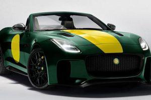 Lister LFT-C trình làng, mạnh gần 700 mã lực, vượt xa bản gốc Jaguar F-Type R Convertible