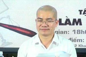 Vì sao công an triệu tập Chủ tịch Công ty địa ốc Alibaba Nguyễn Thái Luyện?
