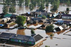 Không có người Việt bị thiệt hại trong trận lũ lụt lịch sử tại Nga