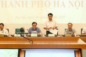 Hà Nội đề nghị Chính phủ cho phép giải ngân các dự án ODA theo tiến độ