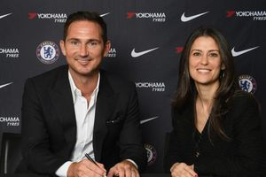 Huyền thoại Frank Lampard trở thành HLV trưởng Chelsea