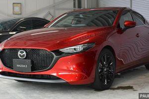 Mazda3 phiên bản 2019 ra mắt, giá từ 782 triệu đồng