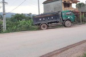 Bắc Giang: Thêm doanh nghiệp vi phạm địa điểm vận chuyển khoáng sản