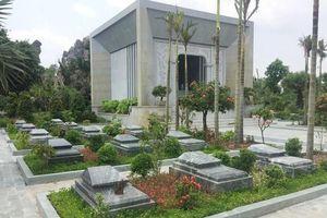 Xây dựng nghĩa trang nhân dân kiểu mẫu: Câu chuyện từ Thái Bình
