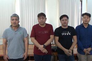 TP.HCM: Nhóm người nước ngoài chức tổ chức đánh bạc bằng bài Poker