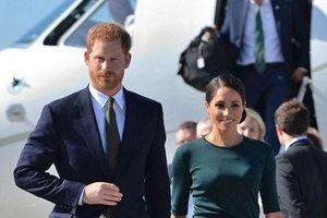 Vợ chồng Meghan và Hoàng tử Harry bị tố đạo đức giả vì hành động này