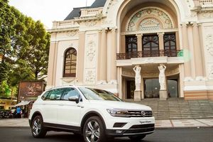 Triệu hồi 375 chiếc Volkswagen Tiguan tại Việt Nam