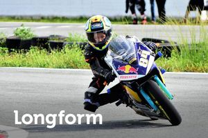 Cậu bé 7 tuổi ước mơ trở thành tay đua Moto GP đầu tiên tại VN