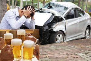 Công bố 7 Luật vừa được Quốc hội thông qua: Từ 1/1/2020, cấm triệt để uống rượu, bia khi lái xe