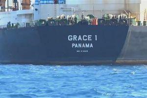 Iran triệu tập Đại sứ Anh sau vụ bắt giữ 'trái phép' siêu tàu chở dầu sang Syria