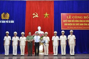 Đà Nẵng điều động lực lượng công an chính quy về địa phương