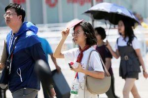 Trung Quốc nắng nóng kỷ lục hơn 40 độ C