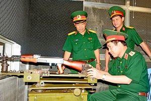 26 đơn vị tham gia Hội thi cơ sở sửa chữa VKTBKT cấp chiến dịch, chiến lược toàn quân