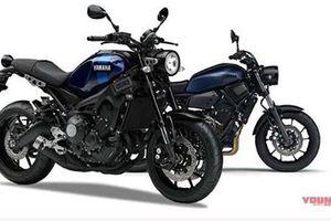 'Xế nổ' cổ điển Yamaha XSR155 giá rẻ sắp ra mắt