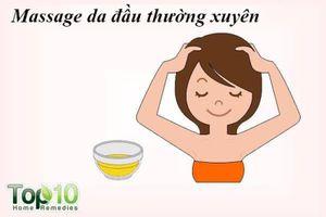 10 cách trị rụng tóc từ thiên nhiên hiệu quả nhất