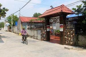 Ghé thăm căn nhà bình dân của cầu thủ Văn Thanh nổi tiếng ở Hải Dương