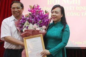 Bộ trưởng Y tế Nguyễn Thị Kim Tiến nhận thêm nhiệm vụ