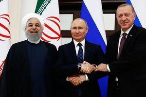 Hội nghị thượng đỉnh Nga - Iran - Thổ Nhĩ Kỳ về Syria sẽ được tổ chức trong tháng 8 tại Ankara