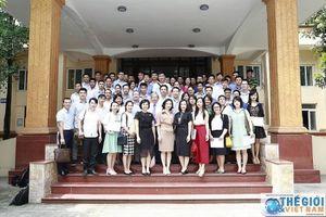 Bộ Ngoại giao bế giảng khóa học Bồi dưỡng Kỹ năng Biên-Phiên dịch