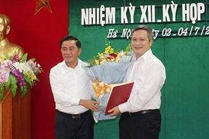 Hà Tĩnh và Hà Giang chuẩn bị có nhân sự mới
