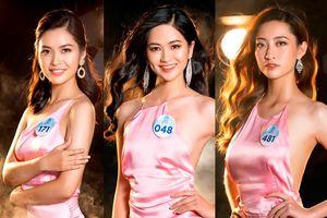 Cận cảnh nhan sắc các ứng viên tiếp bước Tiểu Vy dự thi 'Miss World'