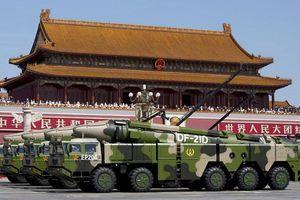 Tên lửa Trung Quốc vừa phóng ở Biển Đông là 'sát thủ tàu sân bay'?