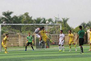 Giải Bóng đá Thanh Hóa - Cúp Huda sẽ chính thức khai mạc vào ngày mai 6/7