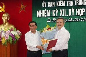 Hà Tĩnh có Phó Bí thư Tỉnh ủy mới