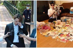 Vừa khóc lóc xin lỗi lại cười tươi sau khi lĩnh án tù, Yoochun khiến neitizens nổi giận
