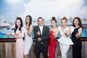 Hoa hậu Siêu quốc gia 2013 Mutya Johanna Datul rạng rỡ đến Việt Nam