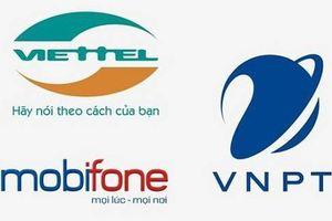 Bộ TT-TT cấp phép thử nghiệm 5G cho Viettel, VNPT, MobiFone
