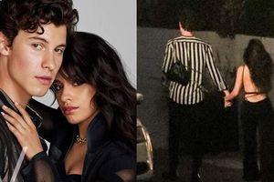 Liên tục khẳng định chỉ là bạn thân, Shawn Mendes và Camila Cabello bị bắt gặp 'khóa môi' nồng nàn