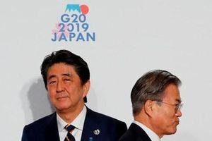 Nhật Bản cân nhắc đưa Hàn Quốc ra khỏi danh sách các quốc gia tin cậy
