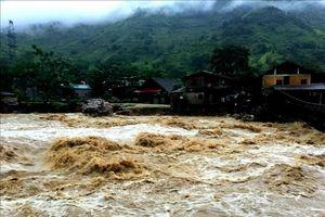 Sơn La, Bắc Kạn khẩn trương khắc phục thiệt hại do mưa lũ gây ra