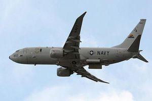 Khoảnh khắc máy bay Nga chặn 'sát thủ săn ngầm' của Mỹ tiếp cận Crimea