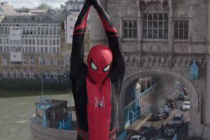 'Spider-Man: Far From Home' xác lập kỉ lục phòng vé mới
